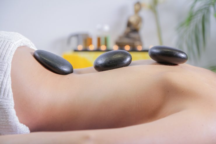 Hot Stone Massage - Flushing Queens, Bayside NYC